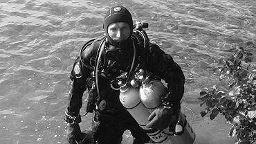 Włochy. Nurek Sebastian Marczewski utonął w jeziorze Garda