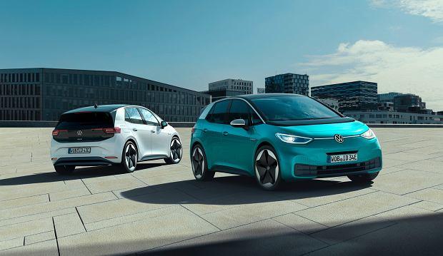 Znamy ceny Volkswagena ID.3. Dopłat nie będzie