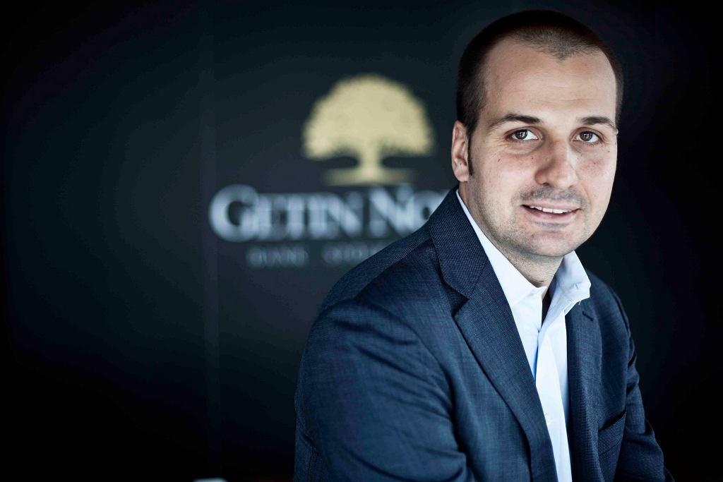 Maciej Szczechura, Członek Zarządu Getin Noble Bank