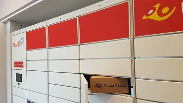 Automat Poczty Polskiej