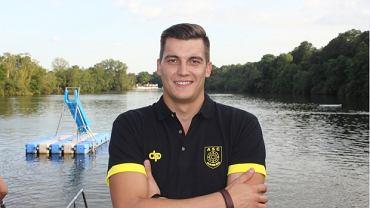 Jan Bakulo w barwach ASC Duisburg