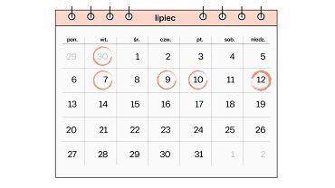 Kalendarz wyborczy na II turę wyborów prezydenckich