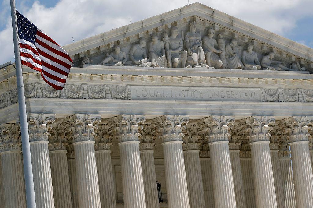 Sąd Najwyższy USA w Waszyngtonie