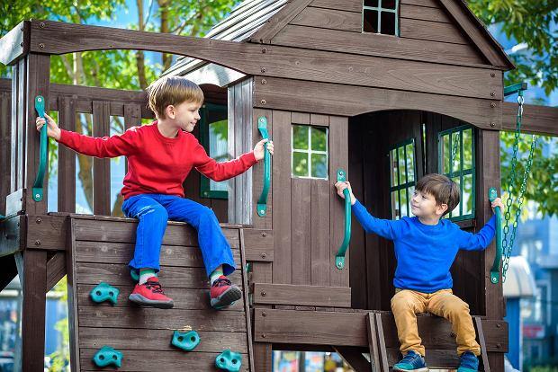 Domki ogrodowe dla dzieci: Jak zrobić?
