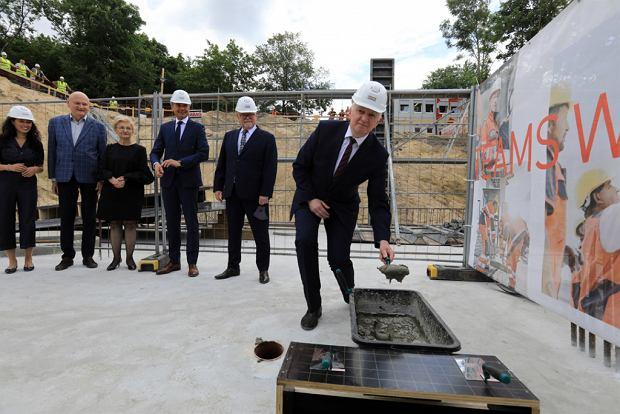 Zdjęcie numer 17 w galerii - Kamień węgielny pod Centrum Medycyny Weterynaryjnej UMK za 60 mln zł [GALERIA]