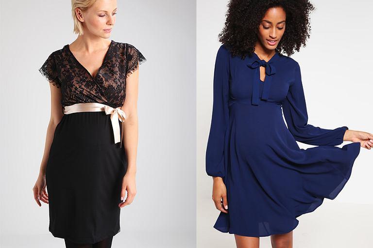 54533cd3669fb0 Moda ciążowa: sukienki na jesień w okazyjnych cenach.