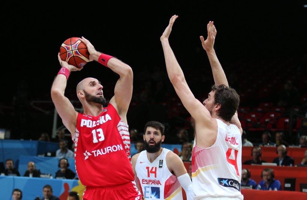 Eurobasket. Polska - Hiszpania