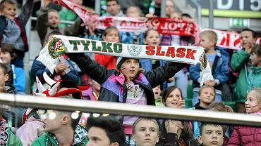 Akcja Śląska: Dzieci na stadionie
