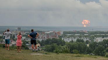 'WSJ': Rosyjskie stacje monitorujące poziom promieniowania zamilkły krótko po tajemniczej eksplozji na północy Rosji