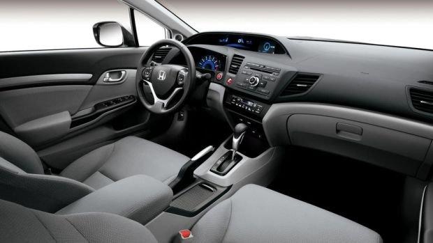 2012 Honda Civic 4d