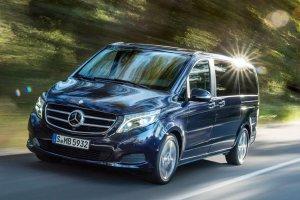 Mercedes klasy V   Prezentacja modelu