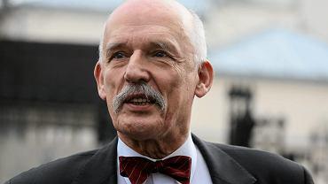 Janusz Korwin-Mikke. Wybory prezydenckie 2015