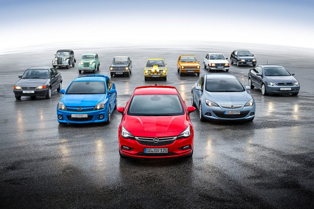 Opel Kadett / Astra