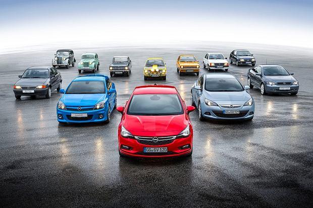 Opel Kadett   80 lat kultowego modelu