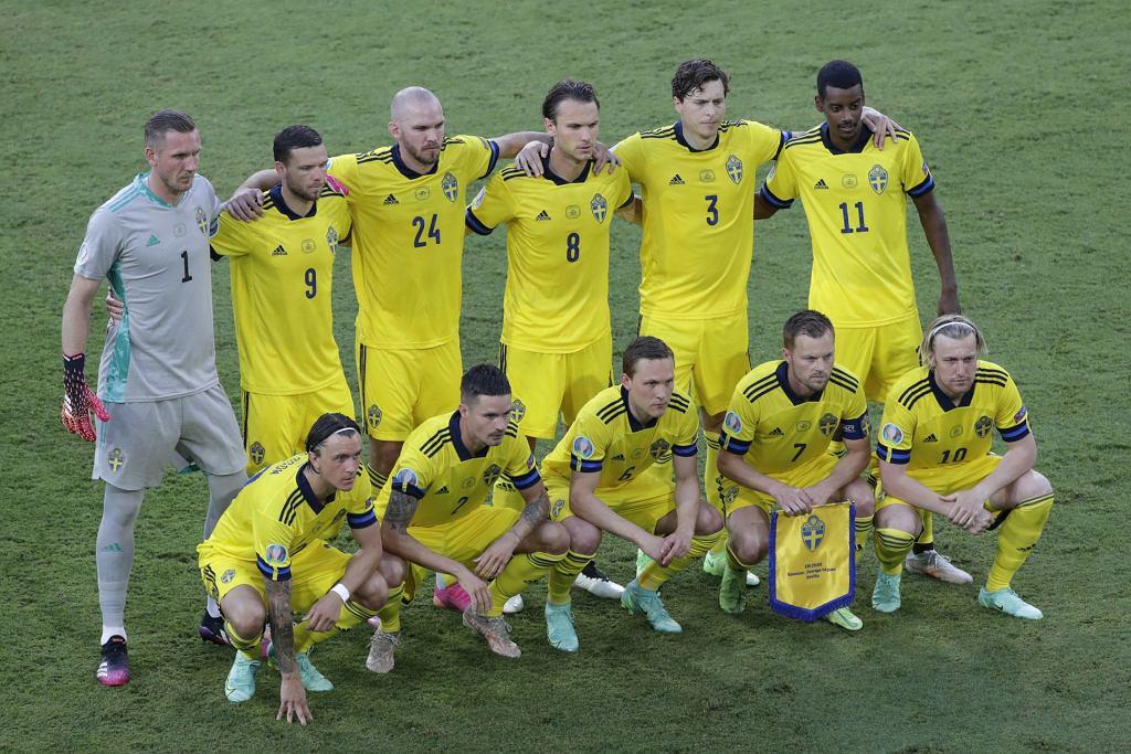 Szwecja. Euro 2021