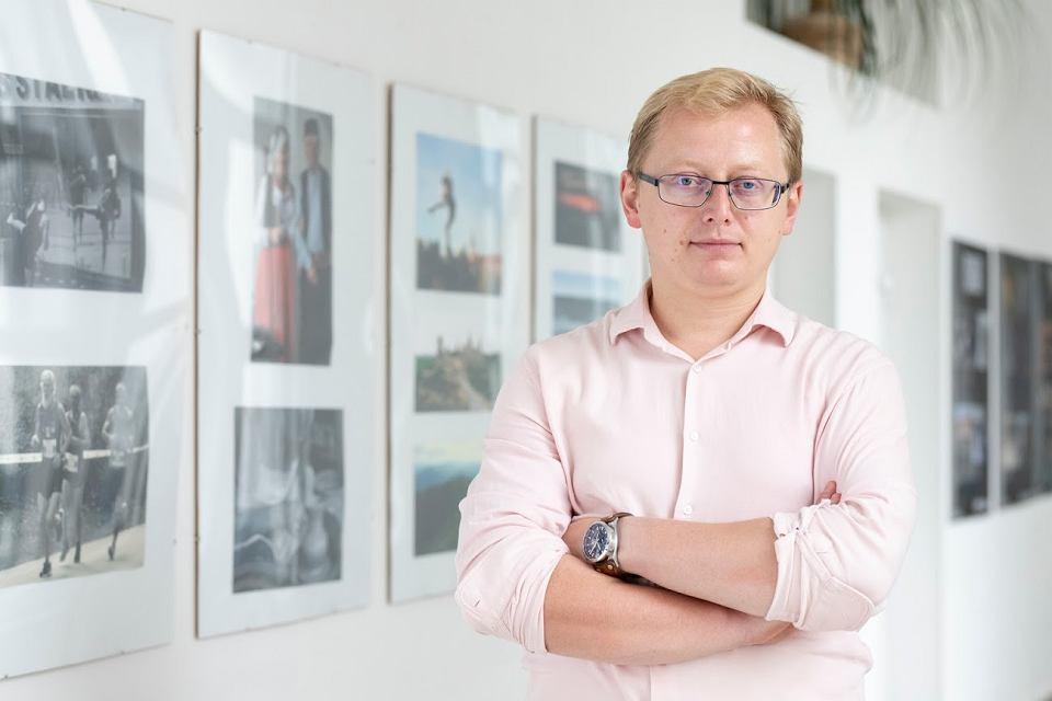 Dr Konrad Szocik, WSIiZ w Rzeszowie