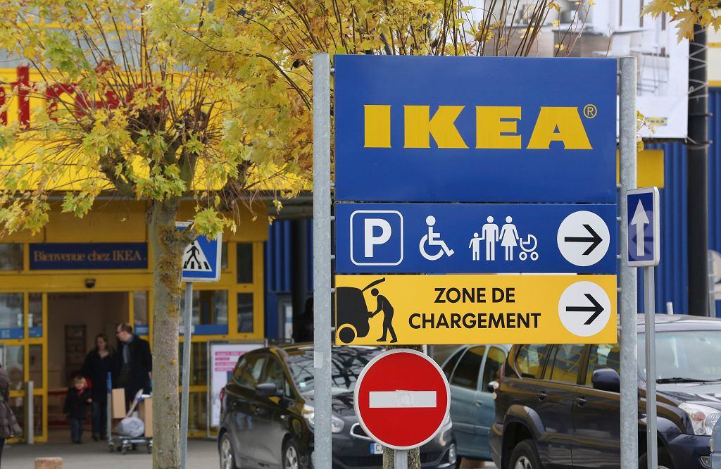 Francja. Milion euro grzywny dla Ikea France za szpiegowanie pracowników (zdjęcie ilustracyjne)