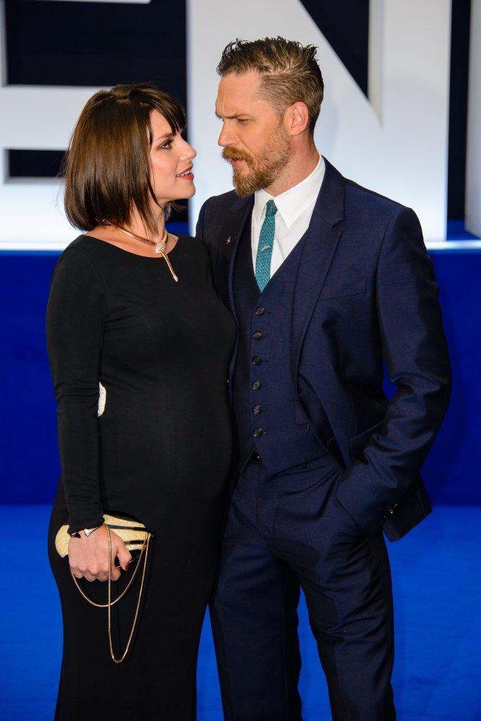 Charlotte Riley i Tom Hardy