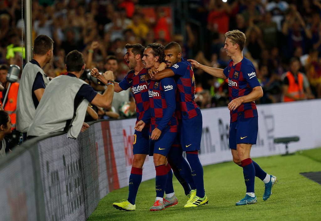FC Barcelona przeprosiła za kontrowersyjnego tweeta