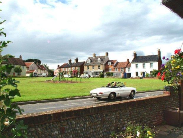 Walberswick, hrabstwo Suffolk, fot. Blythweb Limited / explorewalberswick.co.uk