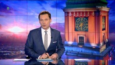 """Krzysztof Ziemiec w """"Wiadomościach"""""""