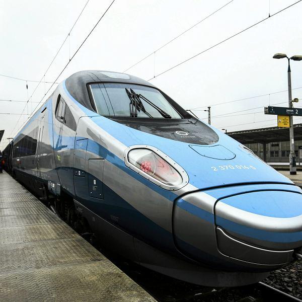 Szybki pociąg