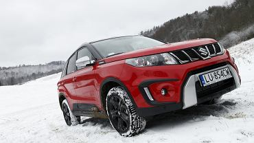 Suzuki Vitara 1.4 Turbo BoosterJet