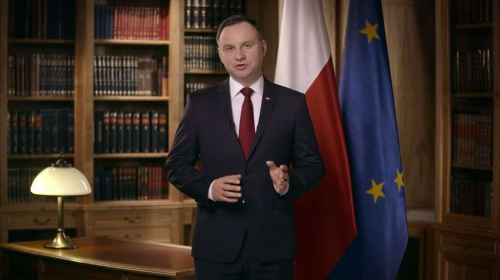 Orędzie Prezydenta Andrzeja Dudy z okazji Narodowego Święta Niepodległości