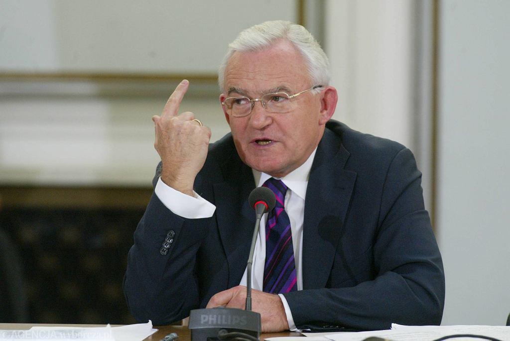 Leszek Miller przed komisją śledczą