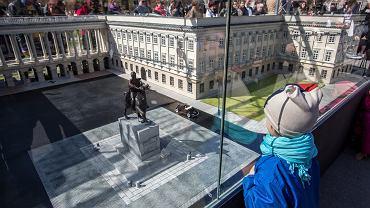 11 listopada Andrzej Duda zapowie odbudowę Pałacu Saskiego
