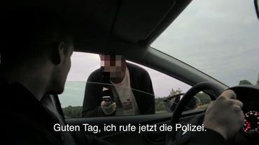 """Ujęcie z filmu na stronie """"Die Welt"""""""