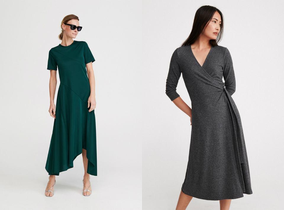 Te sukienki podobają się wam najbardziej!