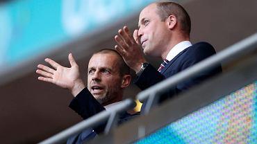 Szef UEFA zdobył się na szczerość w sprawie Euro 2020: