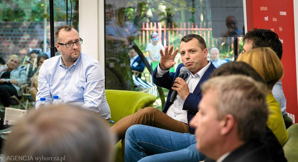 Debata o metropolii w Parku Śląskim