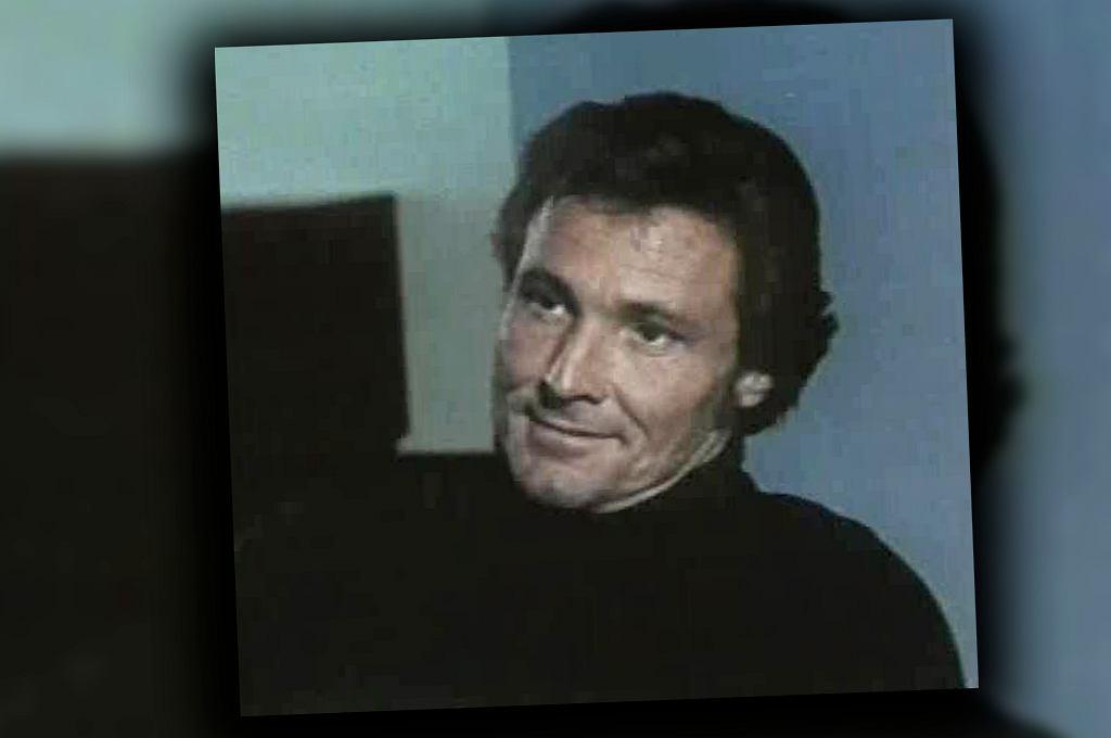 William Smith w 1973 r., klatka z filmu 'Invasion of the Bee Girls'