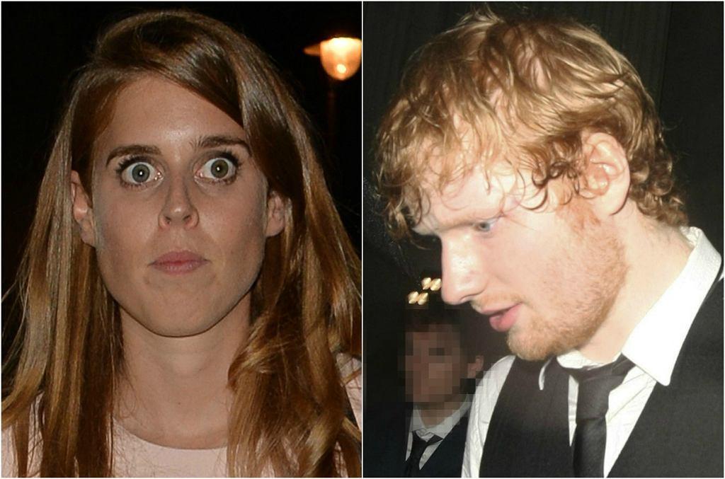 Księżniczka Beatrice, Ed Sheeran