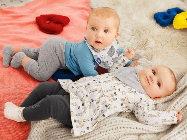 Zestawy niemowlęce w Lidlu