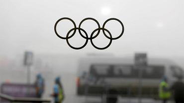 Mgła nad Soczi utrudnia przeprowadzenie zmagań snowboardzistów i biathlonistów