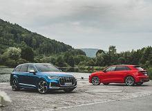 Audi SQ7 i SQ8 to dwa nowe sportowe SUV-y