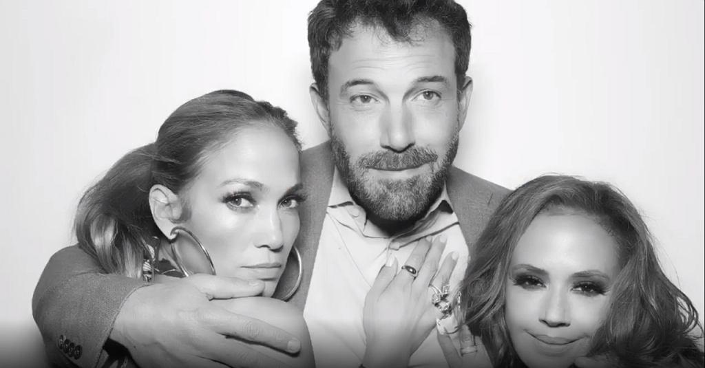 Jennifer Lopez, Ben Affleck, Leah Remini