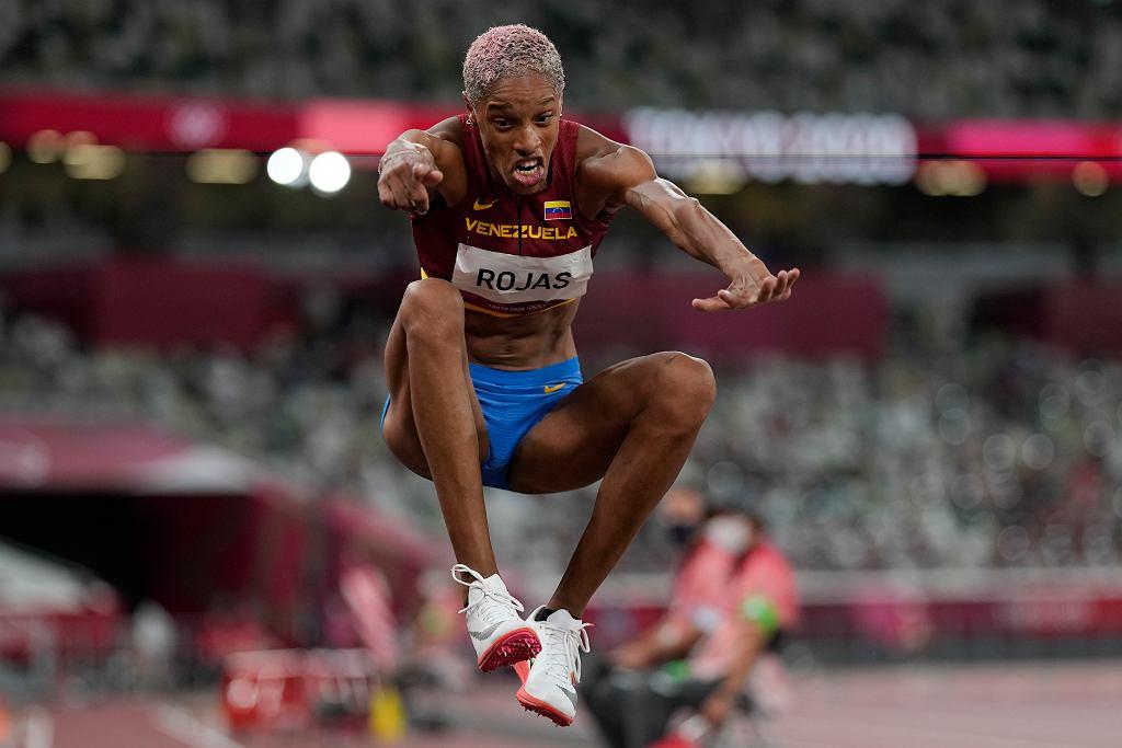 Yulimar Rojas pobiła rekord świata