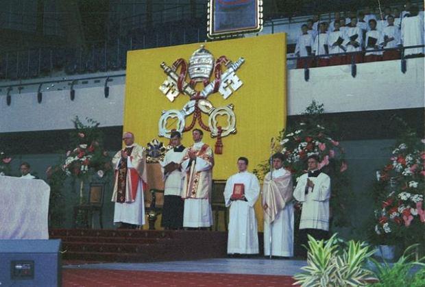 Zdjęcie numer 0 w galerii - Kongres Eucharystyczny we Wrocławiu na zdjęciach Włodzimierza Kałdowskiego