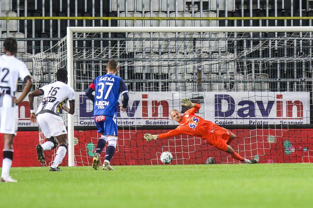 Charleroi SC - Lech Poznań