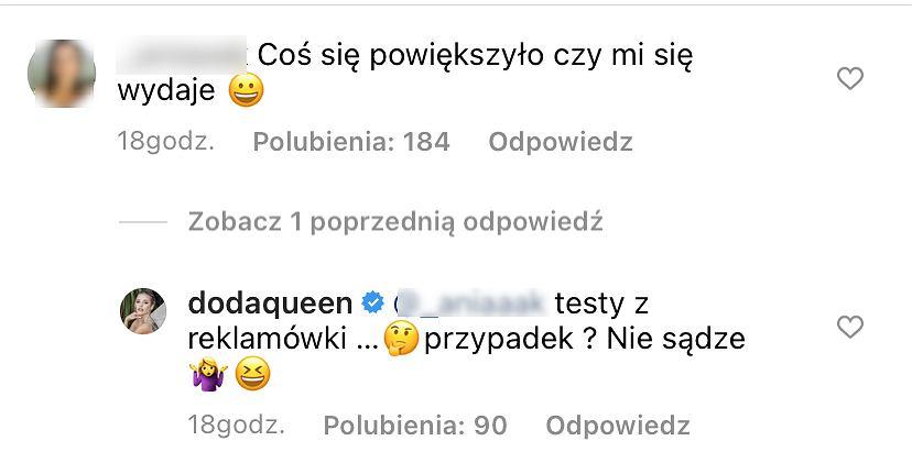 Doda Instagram