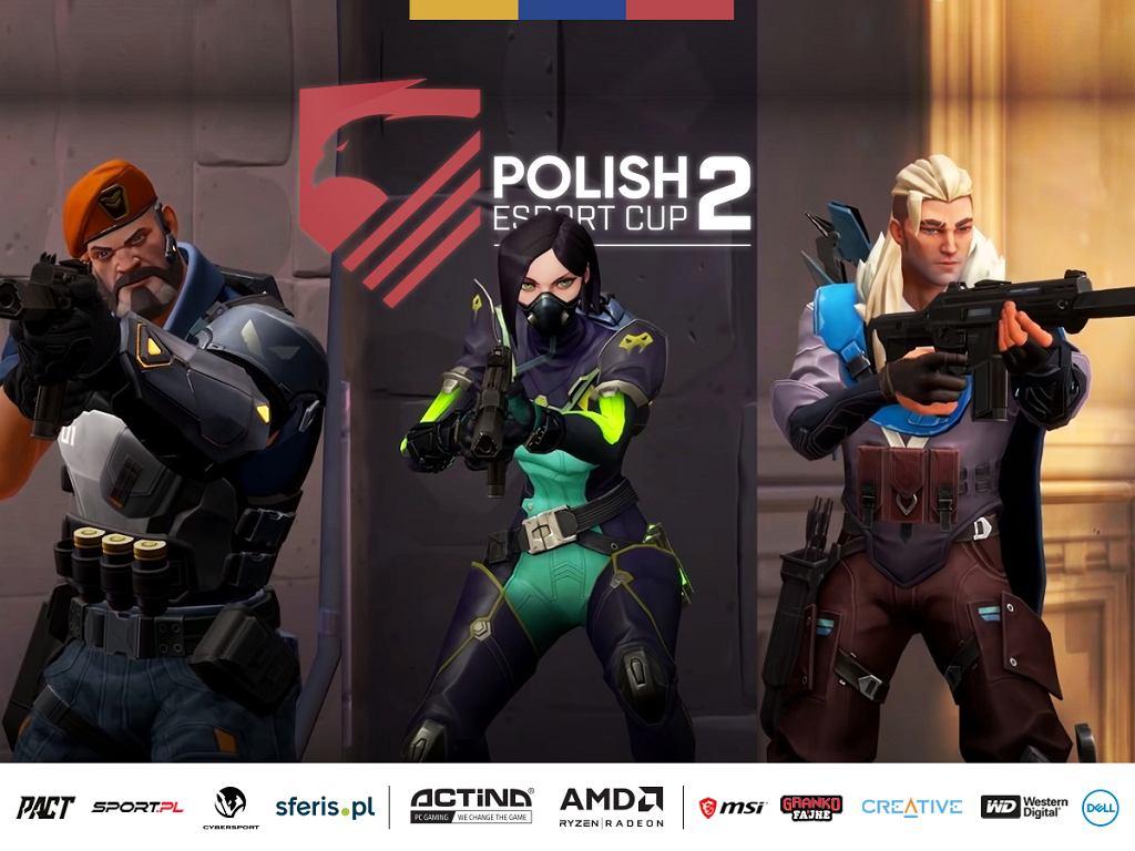 Niesamowite wydarzenia w trakcie poniedziałkowych rozgrywek Polish Esport Cup 2020.