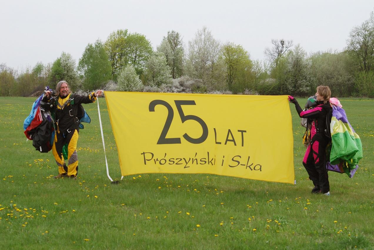 Prószyński i S-ka ma już 25 lat (fot. Grzegorz Bilski)