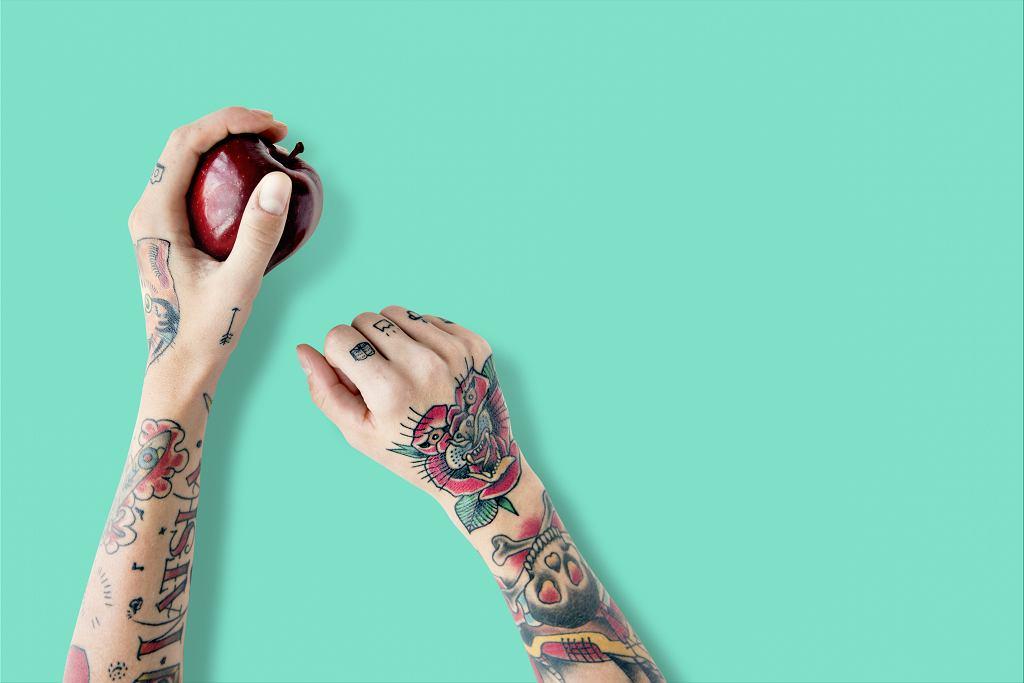 Tatuaże na rękę - minimalistyczne, geometryczne a może kolorowe?
