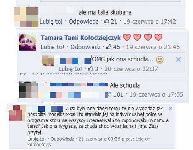 Zuzanna Kołodziejczyk - komentarze