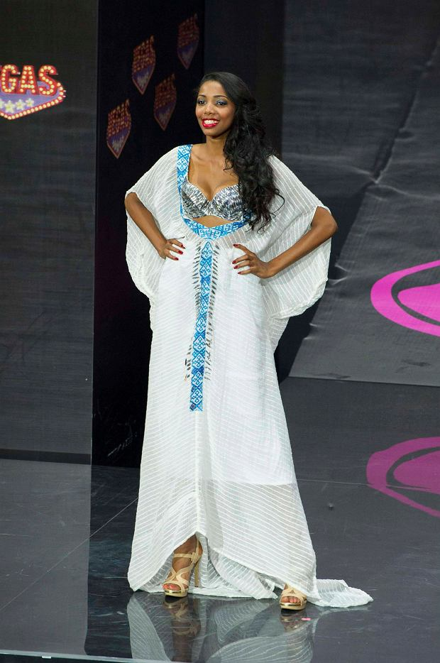 Mhadere Tigabe, Miss Etiopii