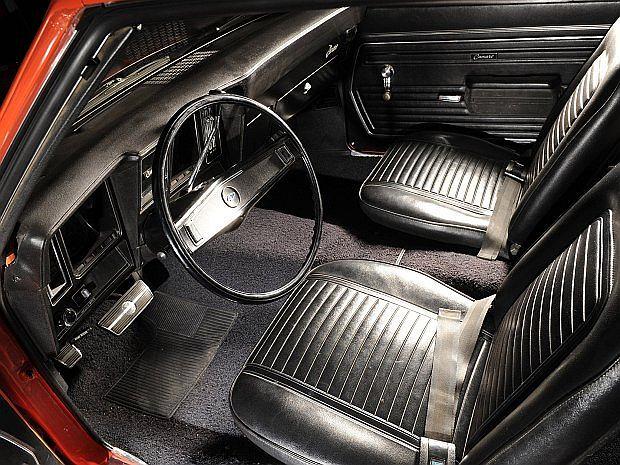 Chevrolet Camaro z 1968 roku